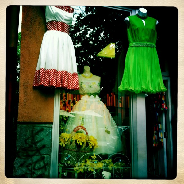 window dresses